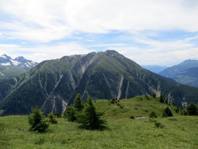 Breithorn, versante orientale