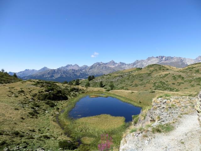Il secondo lago di Champlong