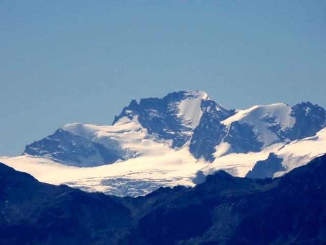 Il Massiccio del Gran Paradiso (4.061 mt)