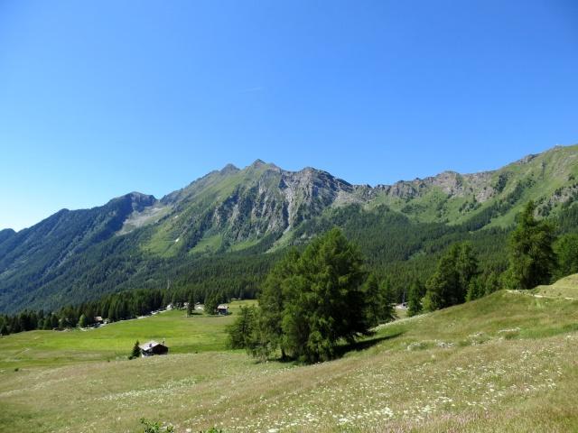 Panoramica sul Monte Zerbion