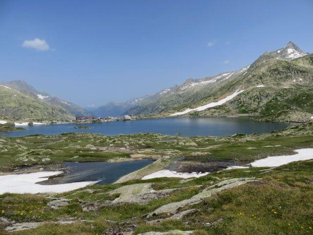 Totensee presso il Grimselpass