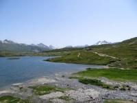 Single track nei pressi del Totensee