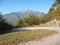 Salita in Valle d'Arbedo