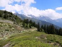 Alpe di Carì, panorama