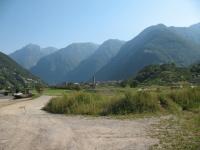 Ingresso nella Valle Mesolcina