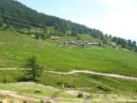 Panoramica sull'Alpe di Mezzo
