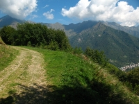 Panorama sull'Alta Valsassina