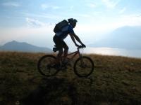 1300 metri sopra il Lago...