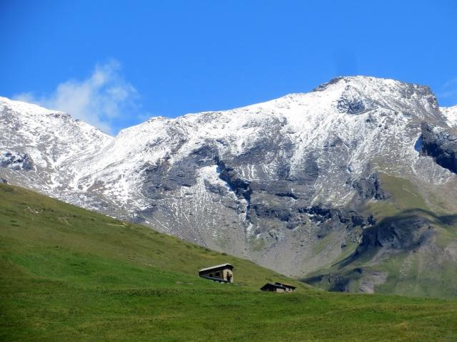 Alpeggio nella conca di By - Tête du Filon (3.306)