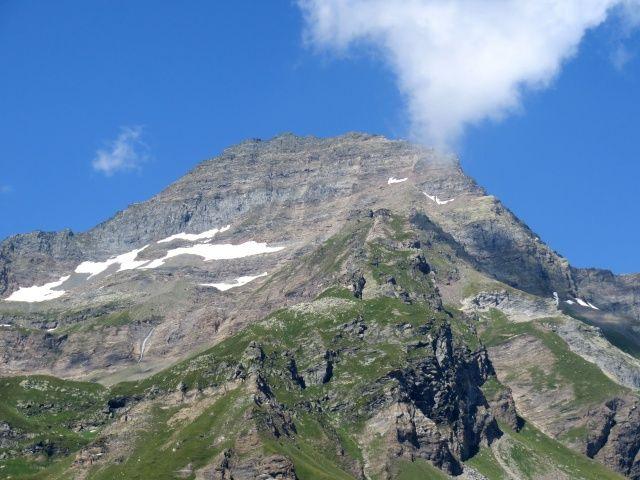 Alpe Veglia, Punta Rebbio