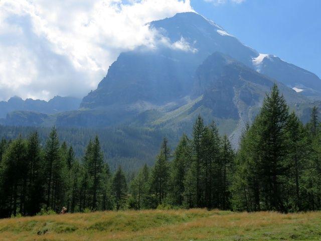 Alpe Veglia, Monte Leone