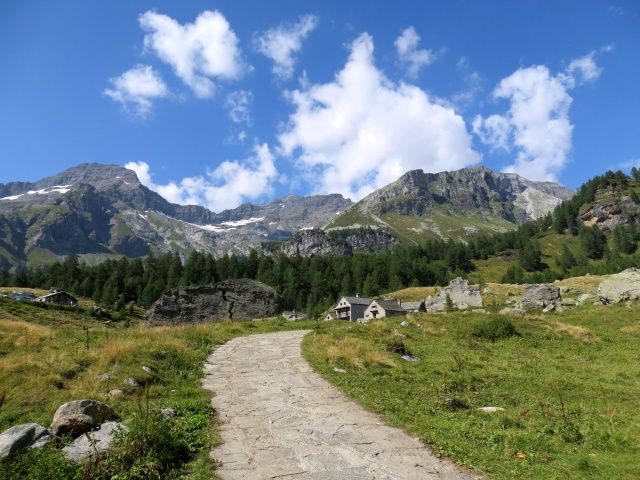 Alpe Veglia, nucleo di La Balma