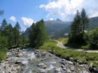 Alpe Veglia, Rio Aurona