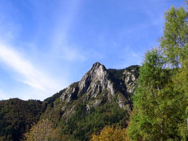 Il Sassariente dai Monti Pianelle