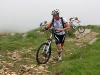 Tratto a mano verso Alpe cavanna