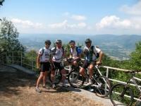 Balconata di Andrate, il Team