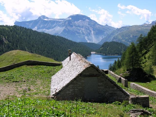 Salita all'Alpe Forno - sopra Codelago