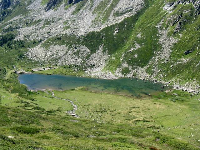 Salita all'Alpe Forno - Lago di Pianboglio