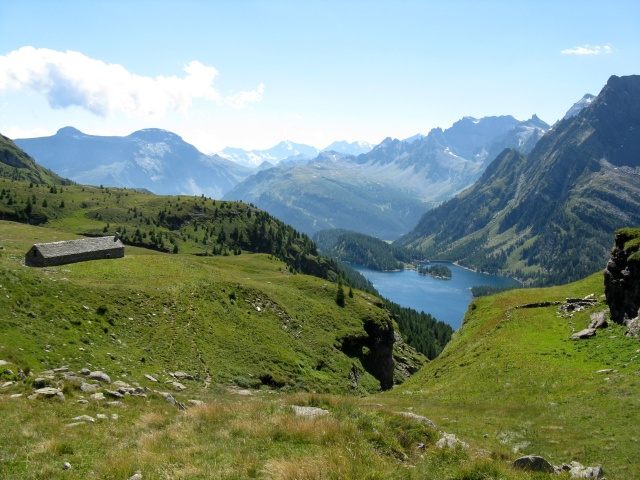 Alpe della Satta