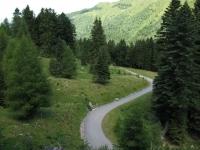 Salita all'Alpe di Giumello