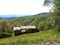 Panorama sull'Alto Vergante nei pressi del Monte Cornaggia