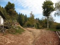 Sella Crusiggia e rifugio Primatesta