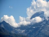 Panorama dall'Aletschbord di Belalp: Monte Leone (Alpe Veglia)