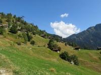 Da Blatten a Tschuggen, panorama