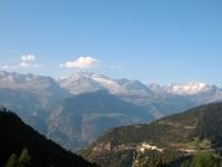 Panoramica dell'altopiano dell'Aletsch dalla Nesseltal