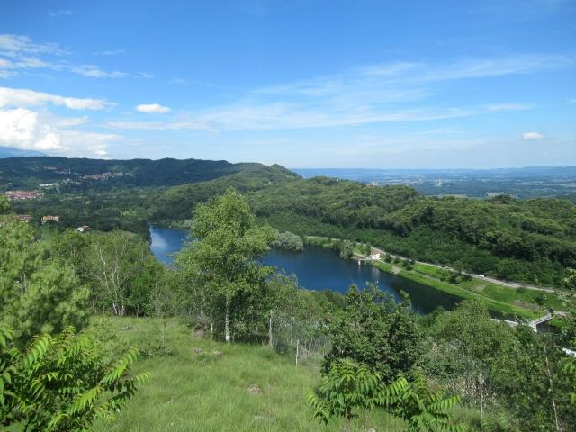 Nella Riserva dei Monti Pelati - Lago Gurzia