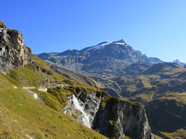Salita al Rifugio Oriondè Duca Degli Abruzzi - Monte Furggen (3.492)