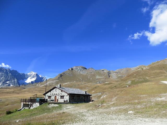 Alpeggio nelle vicinanze di Euillaz Perron