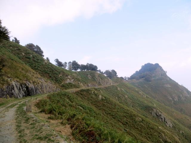 La militare del Monte Morissolo