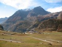 Il villaggio abbandonato di Le Grand Croix