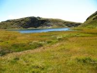 Laghi di palasina - lago della battaglia