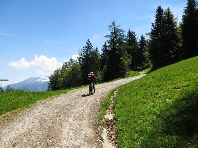 Salita all'Alpe Torcelli