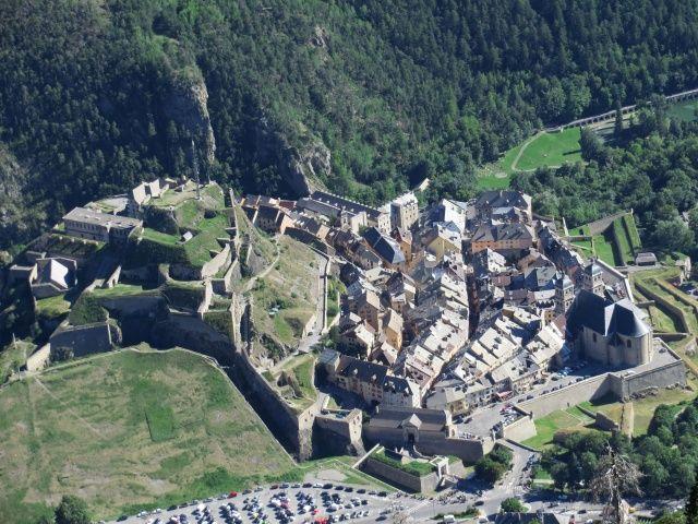Fortificazioni di Vauban a Briançon - Fort du Chàteau