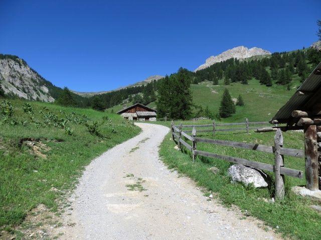 Salita al Col du Granon e Fort de Lenlon, ultime baite di Granon