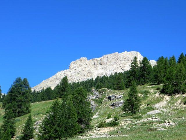 Salita a Fort de Lenlon-Col du Granon, panorama