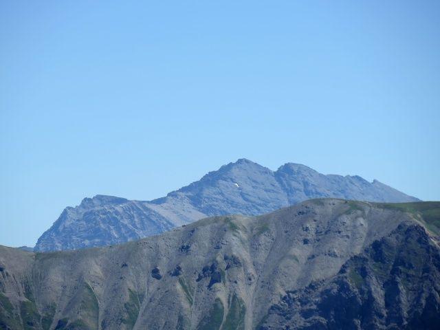 Monte Janus dal Fort de Lenlon