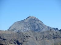 Monte Chaberton dal Fort de Lenlon