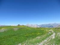 Da Fort de Lenlon a Fort de Olive, panorama