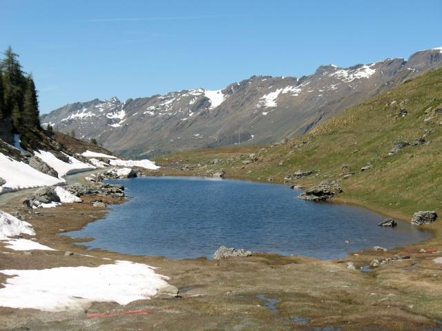 Lago di Saler Superiore