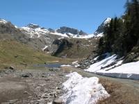 Alpe Saler Superiore - Monte Bettaforca, Colle del Rothorn. e Monte Rothorn