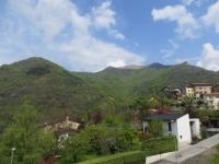 Brè, panorama su Monte Boglia