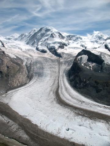 Monte Rosa - Lyskamm e Grenzgletscher