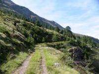 Presa dell'Europaweg da Randa