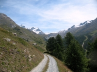 Strada per Findeln