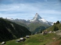 Findeln - alpeggio