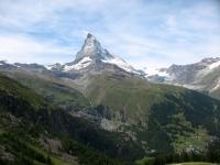 Verso Riffelalp - panorama